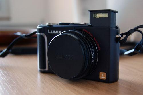 Lumix DMC-LX3